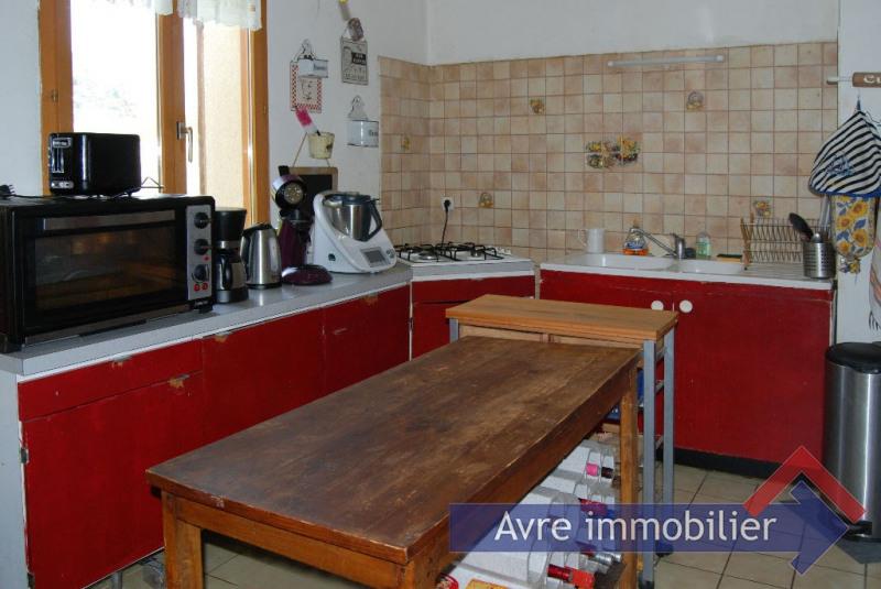 Vente maison / villa Verneuil d avre et d iton 96000€ - Photo 4