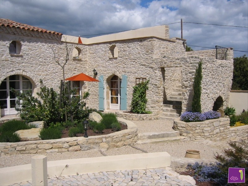 Immobile residenziali di prestigio casa Uzes 1590000€ - Fotografia 13