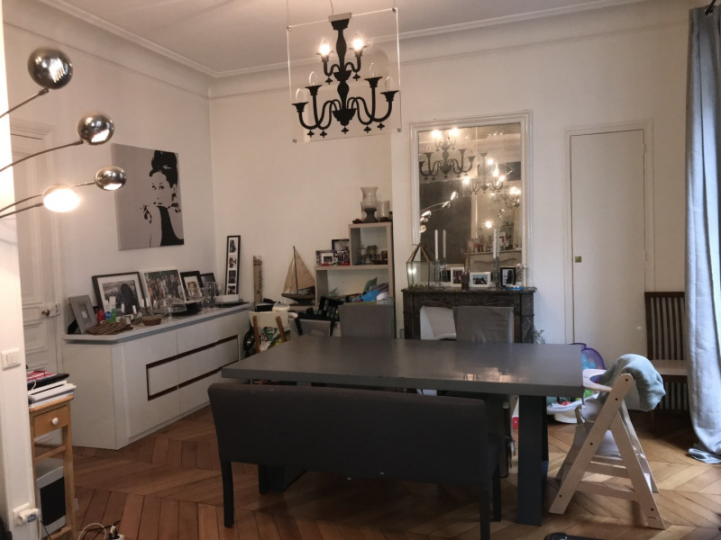 Affitto appartamento Paris 17ème 2600€ CC - Fotografia 3