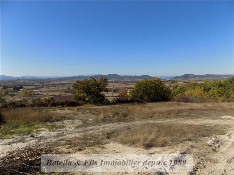Verkoop  stukken grond Barjac 84000€ - Foto 3