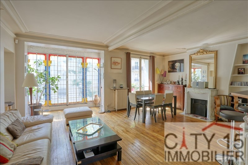 Vente de prestige appartement Paris 16ème 1680000€ - Photo 1