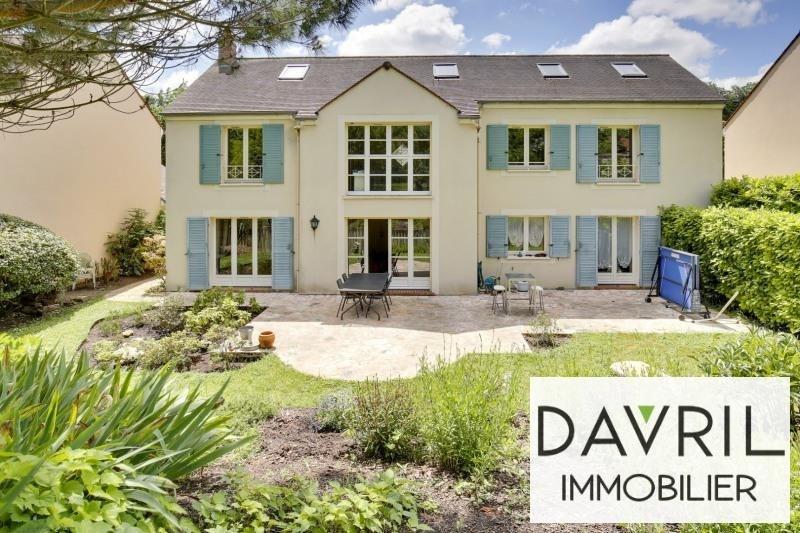Sale house / villa Neuville sur oise 749000€ - Picture 1