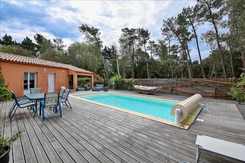 Vente maison / villa Saint hilaire de riez 418000€ - Photo 7