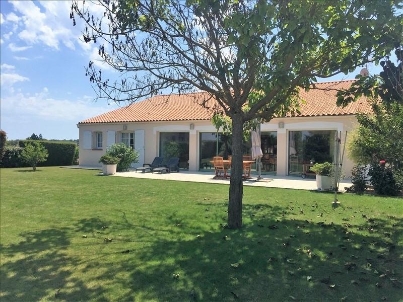 Deluxe sale house / villa Jard sur mer 465000€ - Picture 3