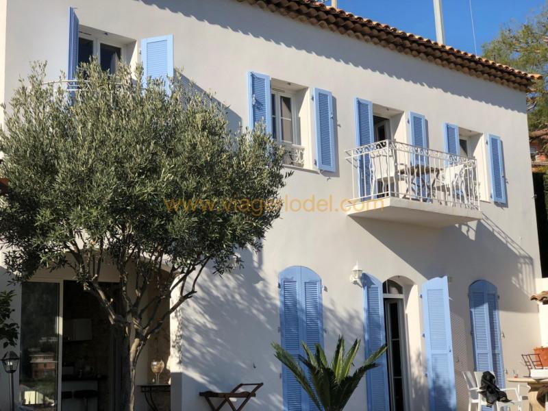Vitalicio  casa Villefranche-sur-mer 1120000€ - Fotografía 2