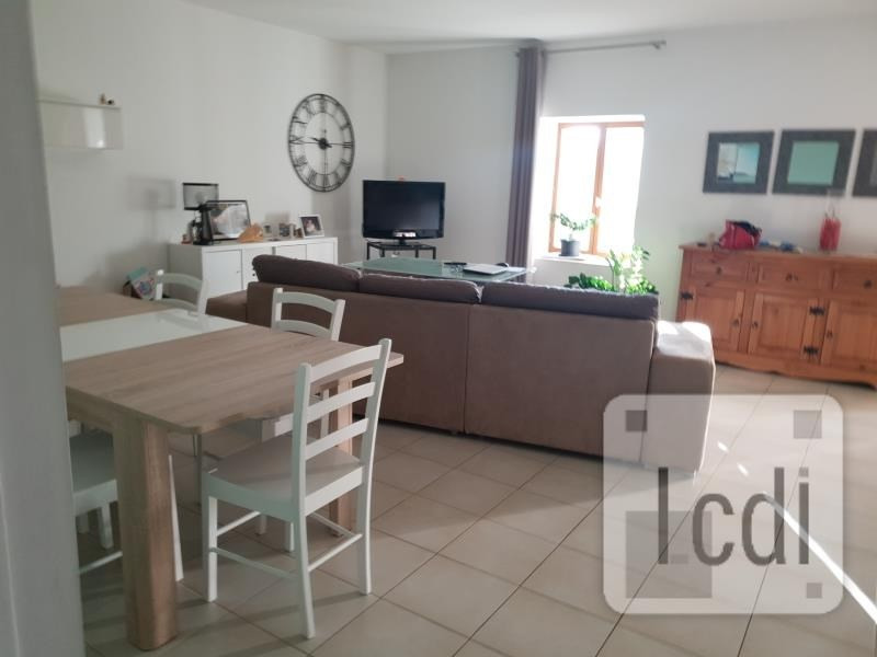 Vente appartement Chomérac 150 000€ - Photo 1