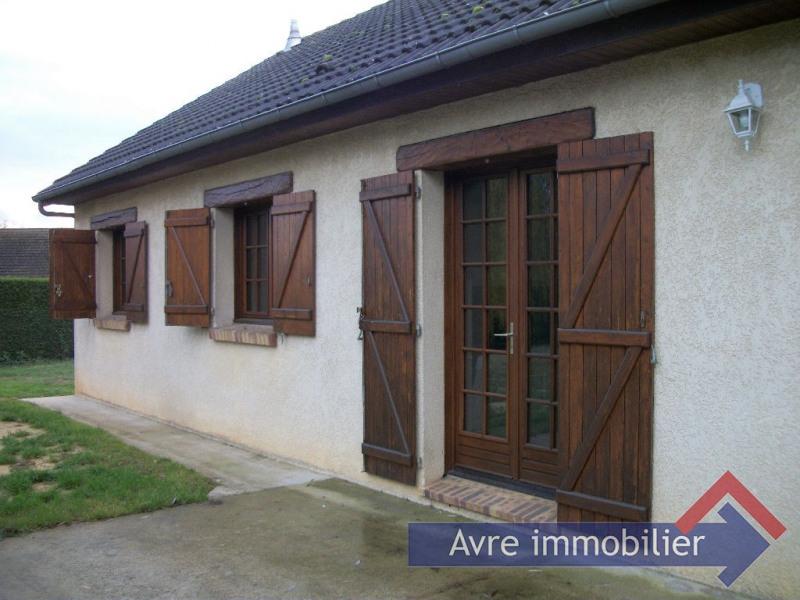 Location maison / villa Verneuil d'avre et d'iton 765€ CC - Photo 7