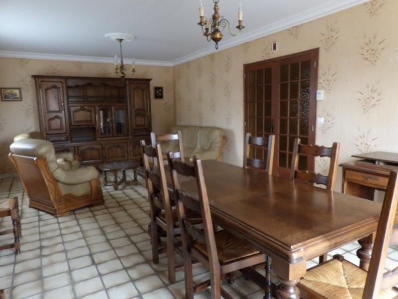 Vente maison / villa Saint aignan sur roe 116500€ - Photo 2