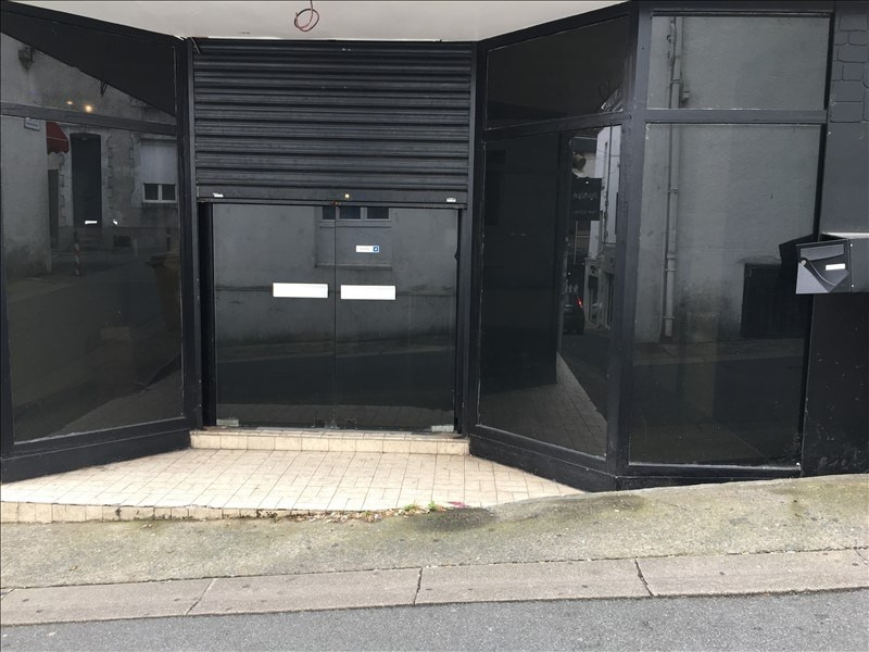 Location boutique Cholet 1 000€ HT/HC - Photo 1