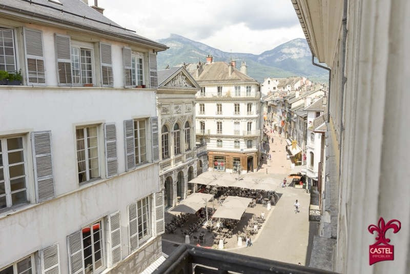 Vente appartement Chambery 388000€ - Photo 1
