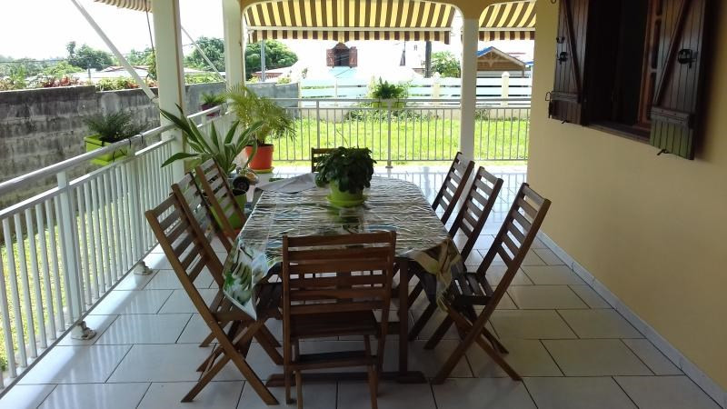 Sale house / villa Capesterre belle eau 318 000€ - Picture 3