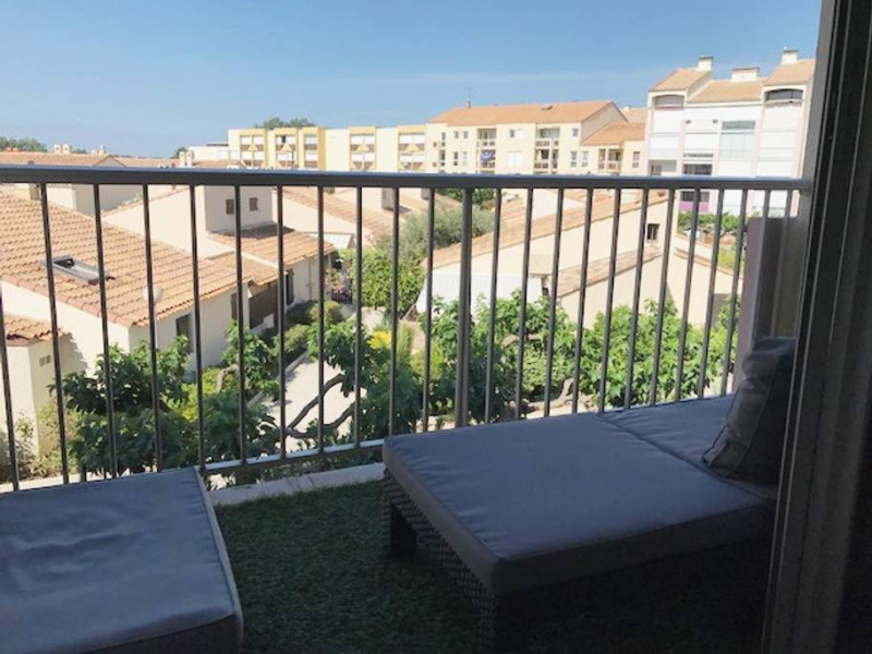 Sale apartment Le grau du roi 119 000€ - Picture 1