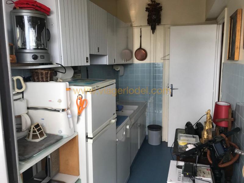 Vendita nell' vitalizio di vita appartamento Beaulieu-sur-mer 57500€ - Fotografia 6