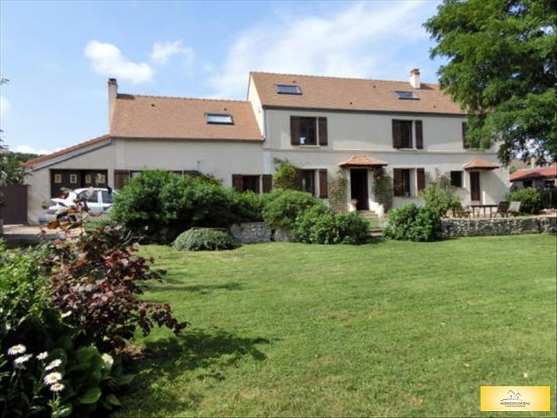 Sale house / villa Boissy mauvoisin 379000€ - Picture 2