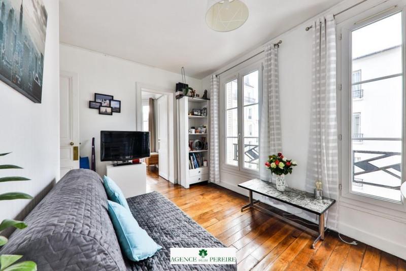 Sale apartment Levallois-perret 349000€ - Picture 4