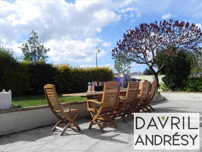 Sale house / villa Maurecourt 478000€ - Picture 2