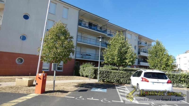 Vente appartement Issoire 112 000€ - Photo 1