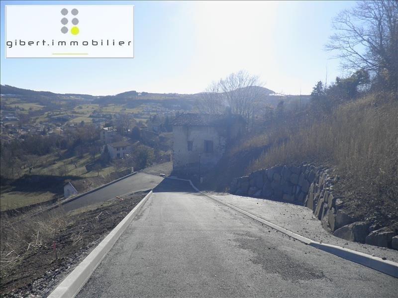 Sale site Vals pres le puy 96500€ - Picture 3