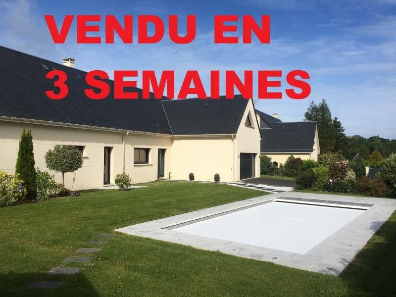 Deluxe sale house / villa Villers sur mer 638000€ - Picture 1