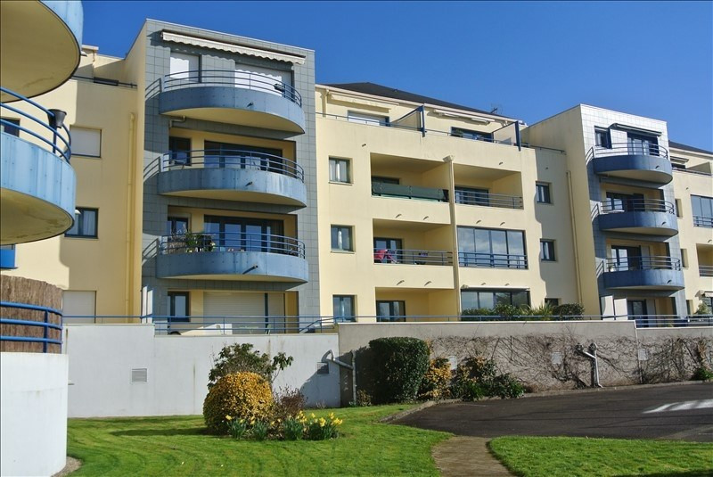 Sale apartment Quimper 139 956€ - Picture 1
