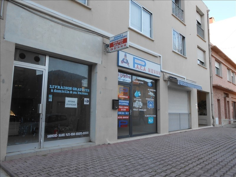 Vente local commercial Juan les pins 105 000€ - Photo 1