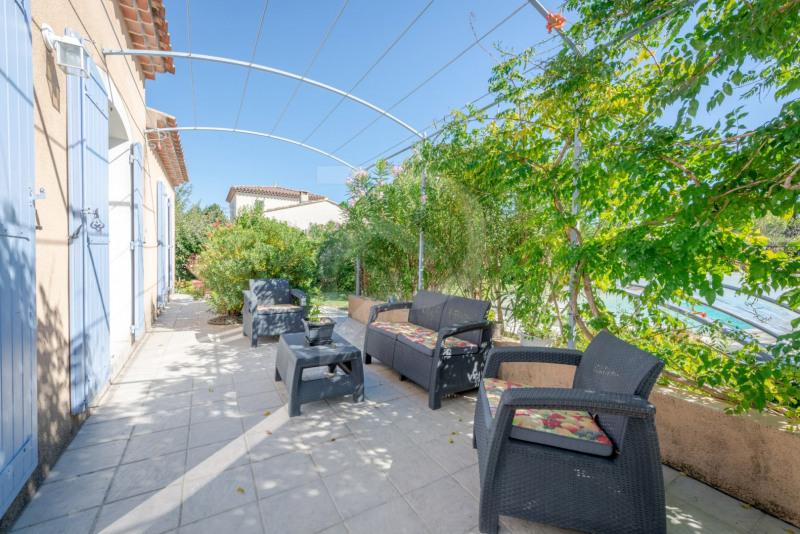 Vente maison / villa Althen des paluds 375000€ - Photo 2