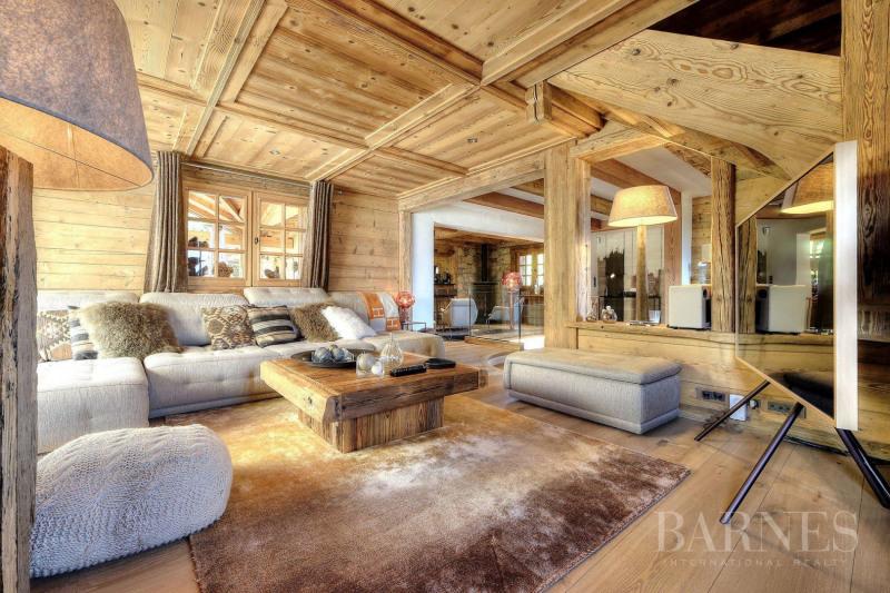 Vente de prestige maison / villa Saint-gervais-les-bains 2450000€ - Photo 5