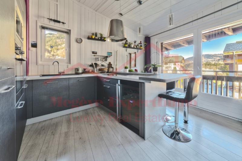 Vente appartement Praz sur arly 218000€ - Photo 1