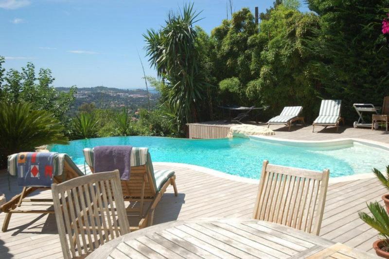 Verkoop van prestige  huis Mougins 2380000€ - Foto 3