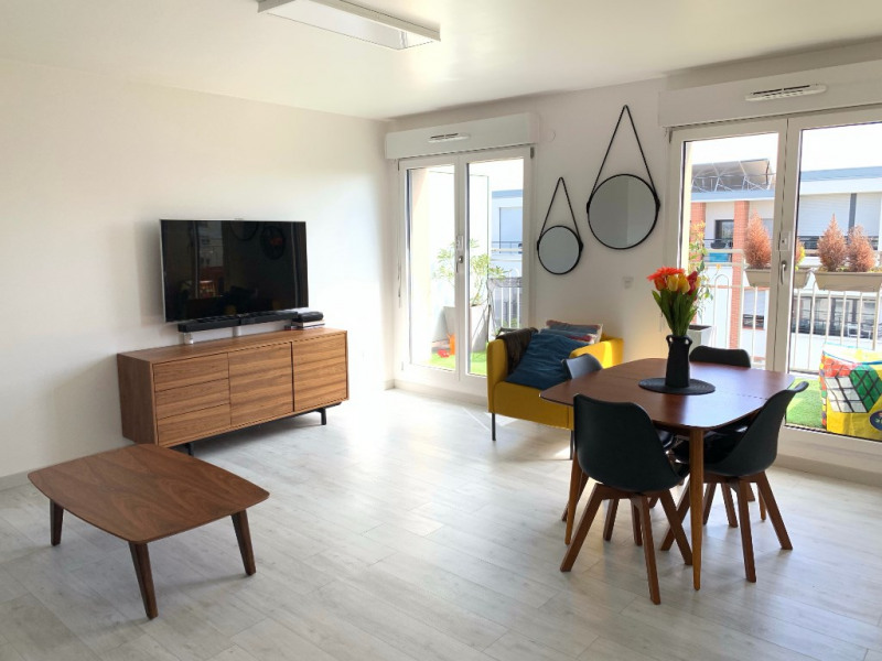 Vente appartement Romainville 494 400€ - Photo 1