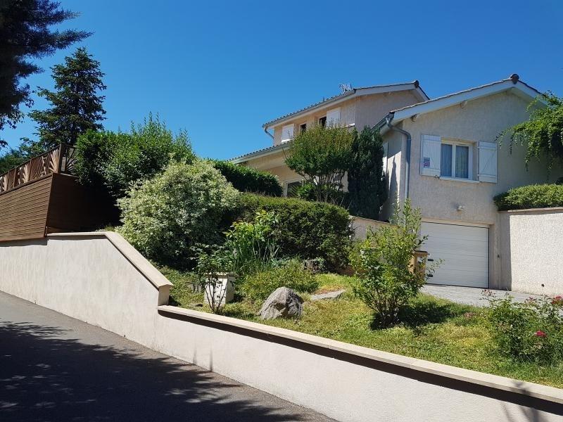 Vente de prestige maison / villa Villette d anthon 450000€ - Photo 1