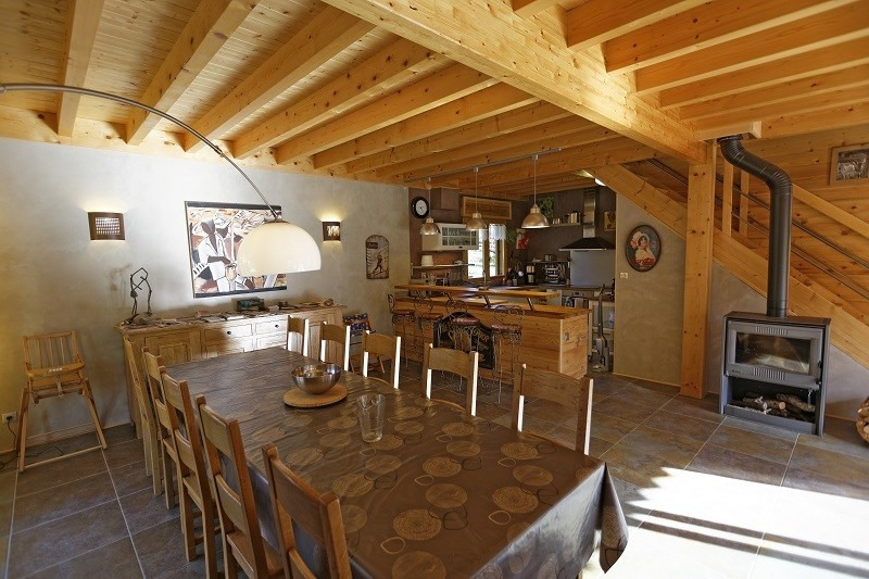 Deluxe sale house / villa Le sappey-en-chartreuse 595000€ - Picture 4