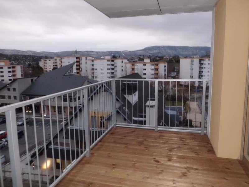 Rental apartment La ravoire 578€ CC - Picture 9