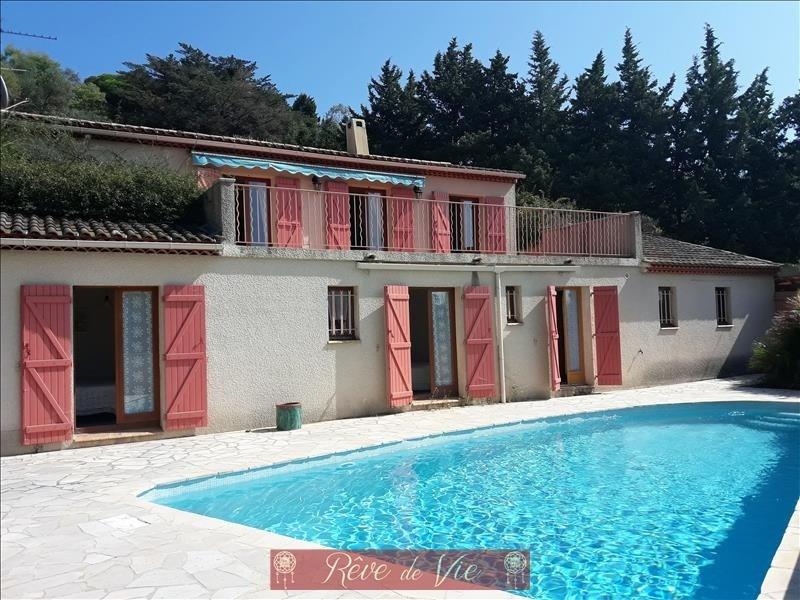 Deluxe sale house / villa Bormes les mimosas 598000€ - Picture 1