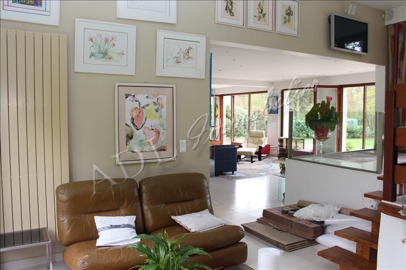 Vente de prestige maison / villa Lamorlaye 699000€ - Photo 6