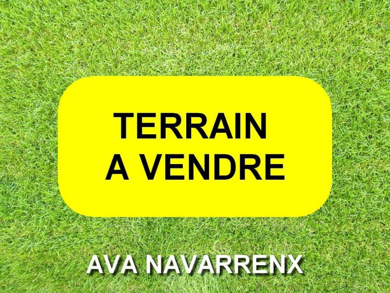 Vente terrain Navarrenx 35 000€ - Photo 1