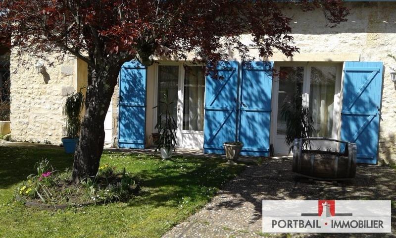 Vente maison / villa Blaye 149800€ - Photo 1