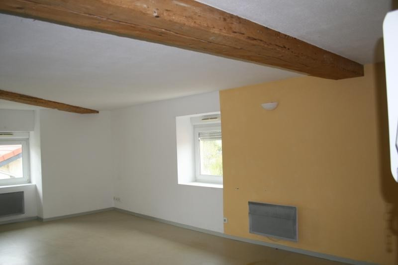 Rental apartment Pont-d'ain 355€ CC - Picture 1