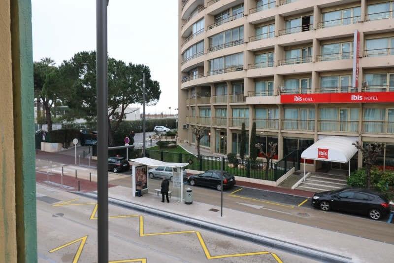 Vente appartement La bocca 122000€ - Photo 1