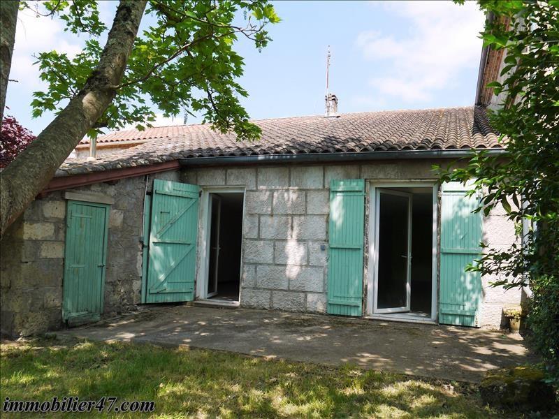 Verkoop  huis Lusignan petit 89000€ - Foto 2