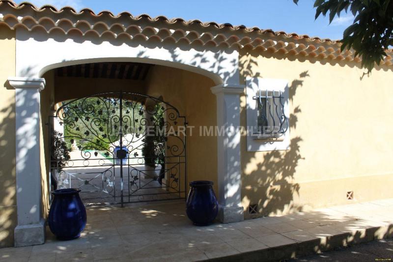 Vente de prestige maison / villa Rognes 989000€ - Photo 11