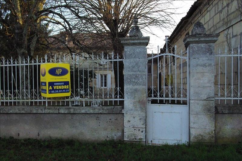 Vente maison / villa Porcheres 399000€ - Photo 3