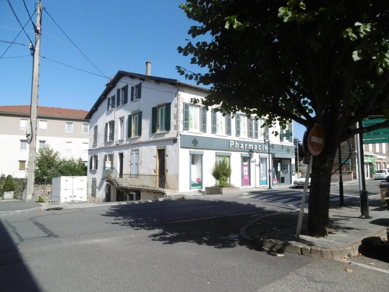 Location appartement Ste foy l'argentiere 300€ CC - Photo 1