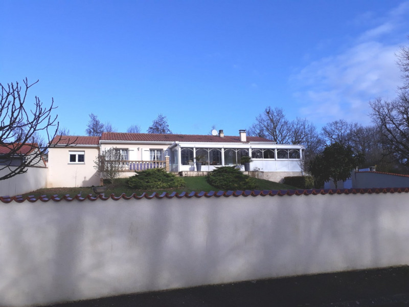Sale house / villa Nersac 192600€ - Picture 1