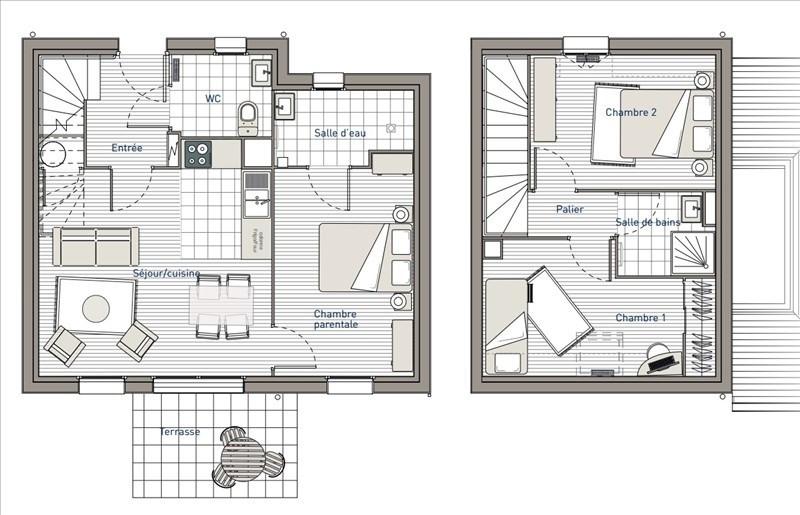 Sale house / villa Fort mahon plage 229000€ - Picture 3