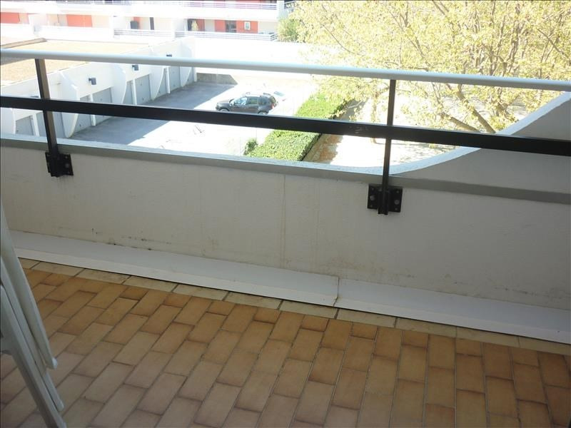 Location appartement La grande motte 580€ CC - Photo 4