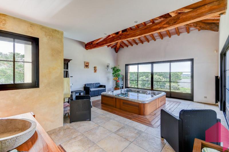 Deluxe sale house / villa Baziege 850000€ - Picture 2