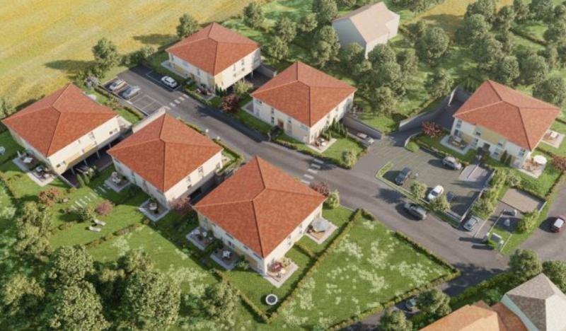 Vente maison / villa Jons 239000€ - Photo 4