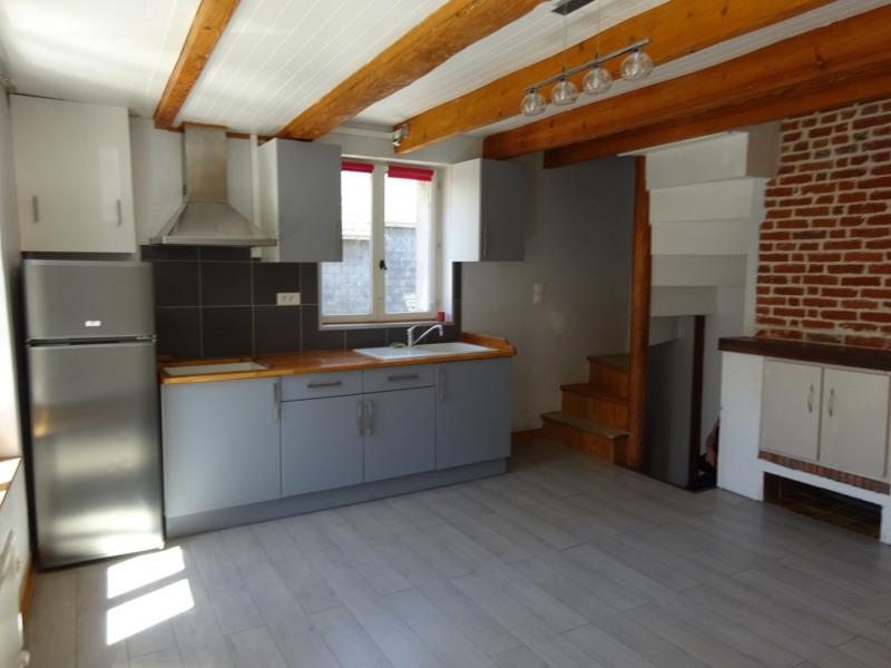 Location appartement La rivière-saint-sauveur 370€ CC - Photo 1