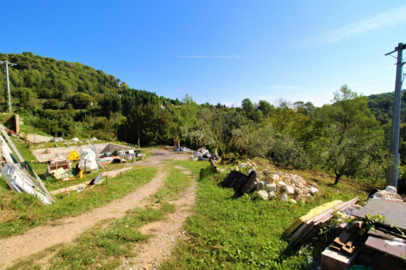 Sale site La colle sur loup 370 000€ - Picture 1